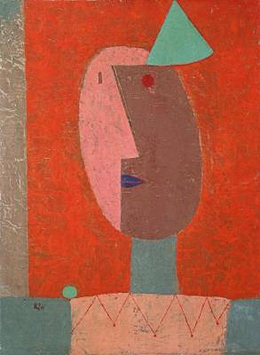 Paul Klee - Clown