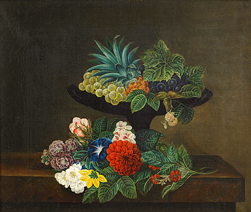 Johan Laurentz Jensen - Flower stillife
