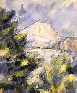 Paul Cézanne - Mount Sainte-Victoire