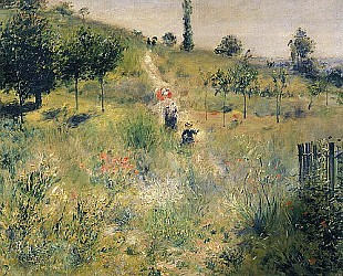 Pierre-Auguste Renoir - The Path through the Long Grass