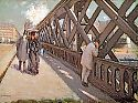 Study for Le Pont de l'Europe (The Europe-bridge)