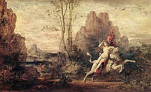 Gustave Moreau - The Rape of Europa