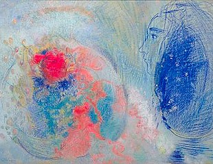 Odilon Redon - Night and Day