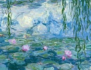 Claude Monet - Waterlilies