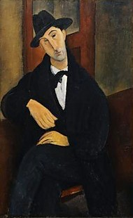 Amadeo Modigliani - Portrait of Mari
