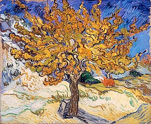 Vincent van Gogh - Mulberry Tree