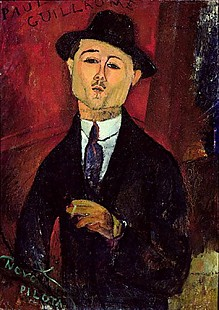 Amadeo Modigliani - Paul Guillaume