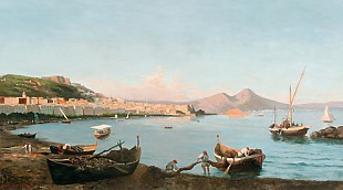 Hermann David Salomon Corrodi - Naples