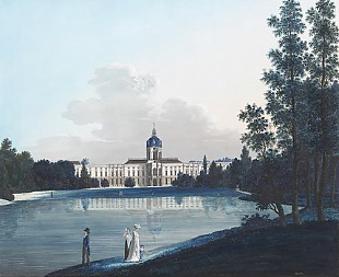 Johann Wilhelm Gottfried Barth - Charlottenburg Palace