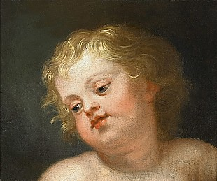 Theodor van Thulden - Putto
