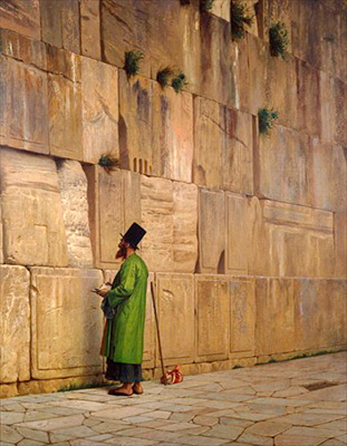Jean-Léon Gérôme - The Wailing Wall
