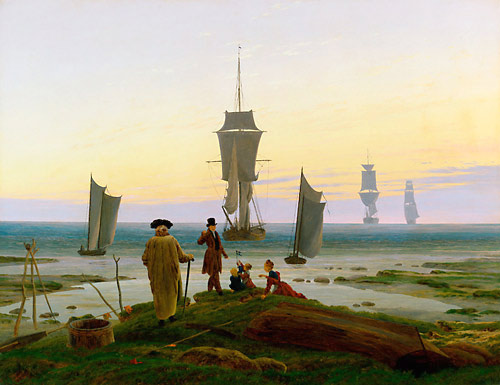 Caspar David Friedrich - Grades of life