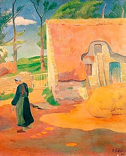Paul Serusier - The Farm at Pouldu