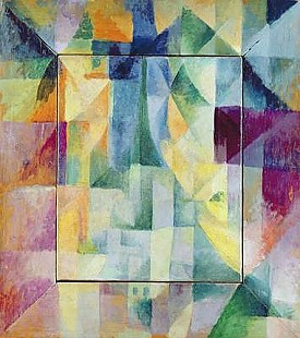 Robert Delaunay - Simultaneous Windows on the City