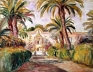 Pierre-Auguste Renoir - The Palm Trees