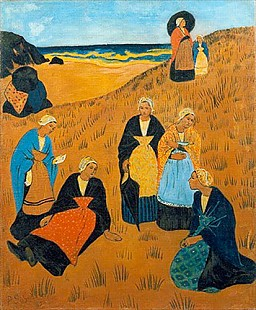 Paul Serusier - Young Breton Women