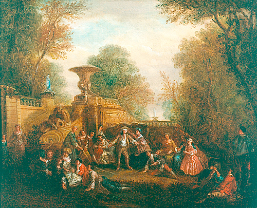 Pieter Angillis - Party in park